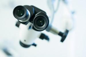 Microscop endodontie